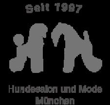 Logo Hundesalon und Mode München