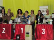 """Bronzemedaille """"Slovakia Grooming Championship"""" in der Slowakei Offene Klasse- Handtrimmen Margit Schönauer Wien"""