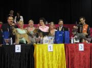 """Silbermedaille  """"Belgian Grooming Championship"""" in Belgien Championklasse- Handtrimmen Margit Schönauer Wien"""