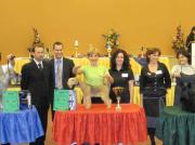 """Goldmedaille  """"Prago Best"""" in Tschechien Championklasse- Handtrimmen Margit Schönauer Wien"""