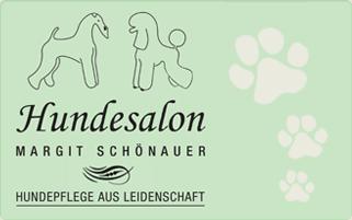Logo Hundesalon Margin Schönauer in Wien