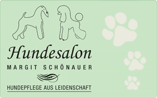 Logo Hundesalon Margit Schönauer in Wien